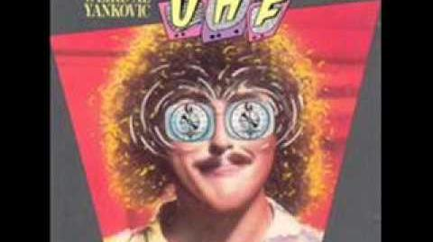 """""""Weird Al"""" Yankovic - Attack of the Radioactive Hamsters from a Planet near Mars"""