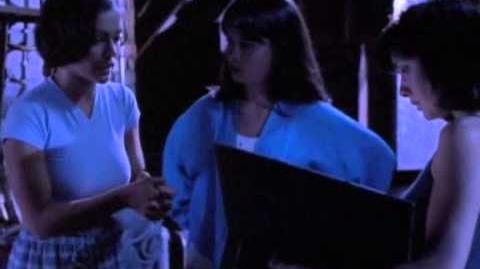 Charmed saison 1 épisode 01 - Le Livre Des Ombres VF