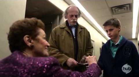 "R.L. Stine's The Haunting Hour - ""Grampires Part 2"""