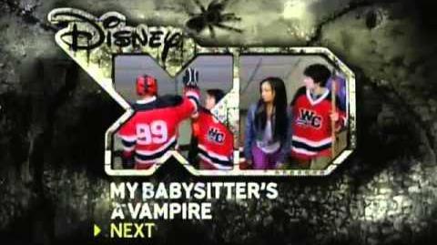 My Babysitter's a Vampire - Season 2 - Disney XD BTS 5-0