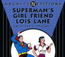 Superman's Girlfriend, Lois Lane Archives Vol. 1 (Collected)