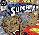 Superman: Man of Steel Vol 1 3