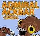 Admiral Snackbar Cereal