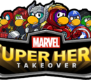 Marvel Super Hero Takeover 2012