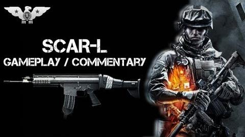 BF3 - Class Setups - Scar-L - (Armored Kill Gameplay)