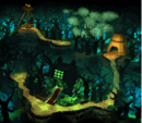Gloomy Gulch Overworld (Donkey Kong Country 2).png