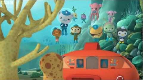 Octonauts Christmas Special- s1e52 - Great Christmas Rescue