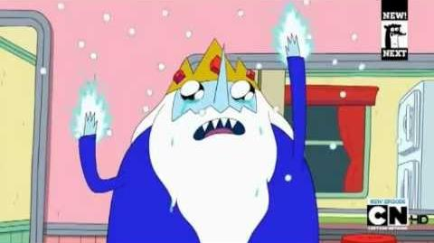 """Oh Bubble Gum"" Ice King's Song - Adventure Time"