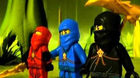 LEGO Ninjago Masters of Spinjitzu - Season 2 Episode 5 - Can of Worms