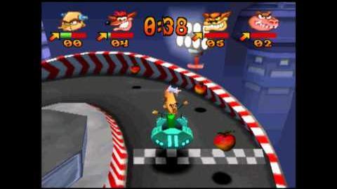 Crash Dash Minigames