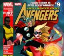 Marvel Universe: Avengers - Earth's Mightiest Heroes Vol 1 9