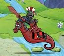 Doom knight (red)