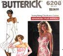 Butterick 6208