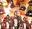 Dalek-Cyberman War