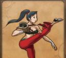 Miranda, Martial Artist