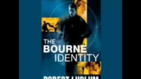 Audiobook The Bourne Identity by Robert Ludlum
