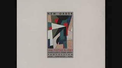 "New Order - ""Temptation"" Original 12"""