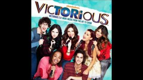 07. I Think You're Swell - Victorious Soundtrack 2.0