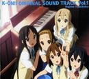 K-ON! Original Soundtrack Songs