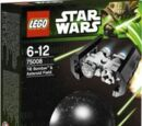 75008 TIE Bomber and Asteroid Field
