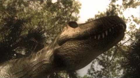 Monsters Resurrected - Biggest Killer Dino