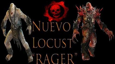 """GoW Judgment Nuevo Locust """"Rager"""" (2 Locust en uno)"""