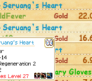Seruang's Heart