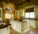 Frost Manor/Kitchen