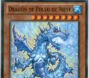 Dragón de Polvo de Nieve