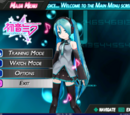 Hatsune Miku: Project MUGEN S.P.