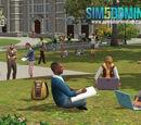 Kameluog/The Sims 3: Studenckie Życie