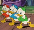 Huey, Dewey, and Louie Duck (1987)