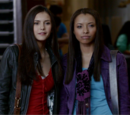 Elena & Bonnie