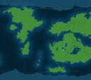 Pasaulio vandenynai ir jūros
