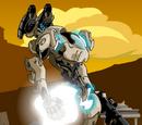 Drakel War Armor V3