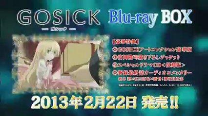 Gosick Anime: Yuuki y Eguchi volverán a trabajar en el capítulo final