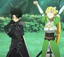 Sword Art Online odcinek 18