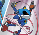 Metal Sonic (Another Time-Another Place)