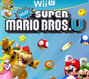 Newer Super Mario Bros U