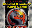 Mortal Kombat Kard Game