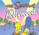 The Simpsons Go To Hollywood