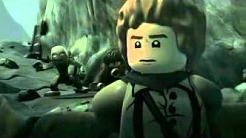 LEGO Władca Pierścieni odc.4 Wielkie zakończenie film