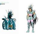 Shiryū de Dragón/Galería
