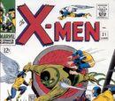 X-Men (vol. 1) 21