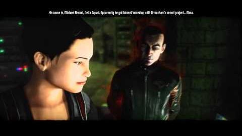 F.3.A.R. Pointman and Fettel meets Jin CGI (SPOILER!!) HD