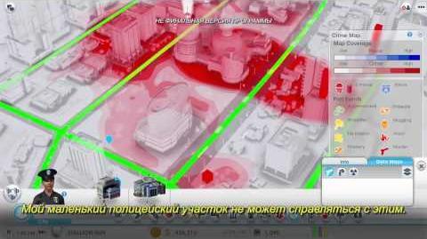 SimCity Геймплей, видео №2
