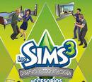 Los Sims 3: Diseño y tecnología - Accesorios