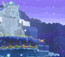 Bowser's Snow Fort