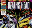 Incomplete Death's Head Vol 1 12