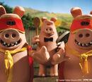 Os Porcos